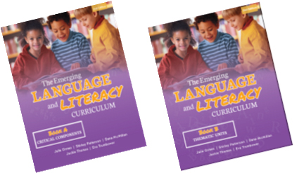 book covers of ELLC training