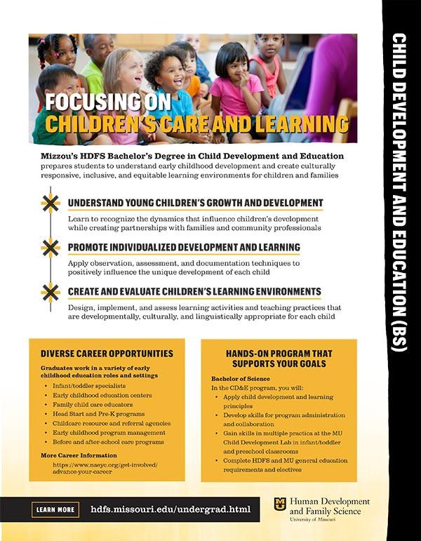 CDE brochure PDF