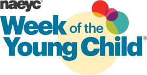 Week of the Young Child logo